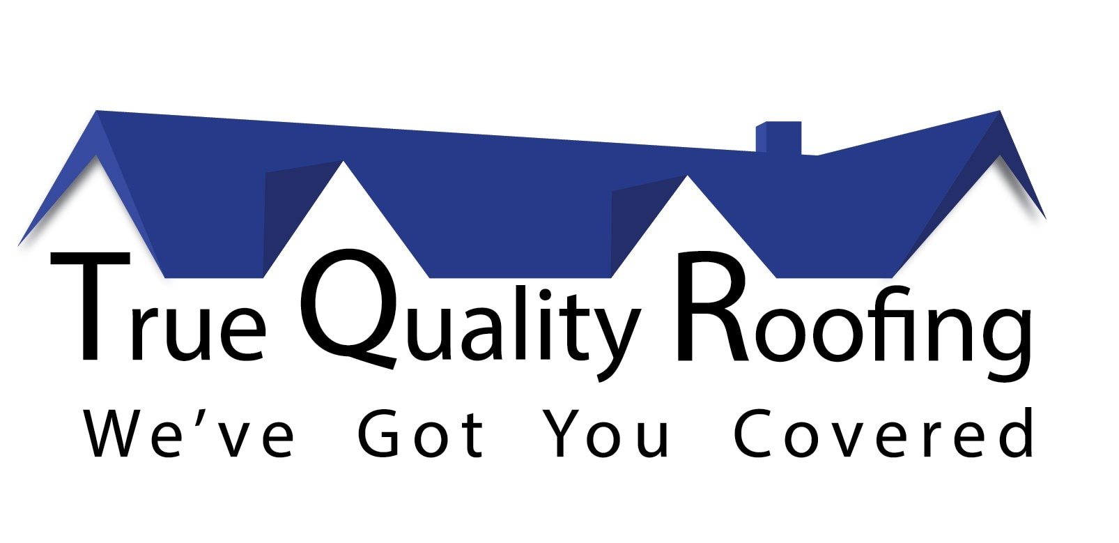 True Quality Roofing logo