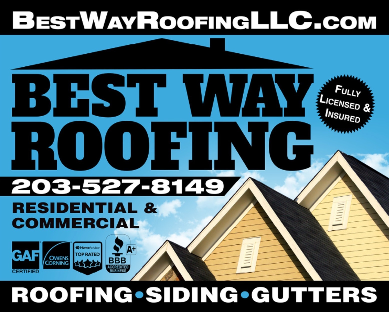 Best Way Siding & Roofing LLC  logo