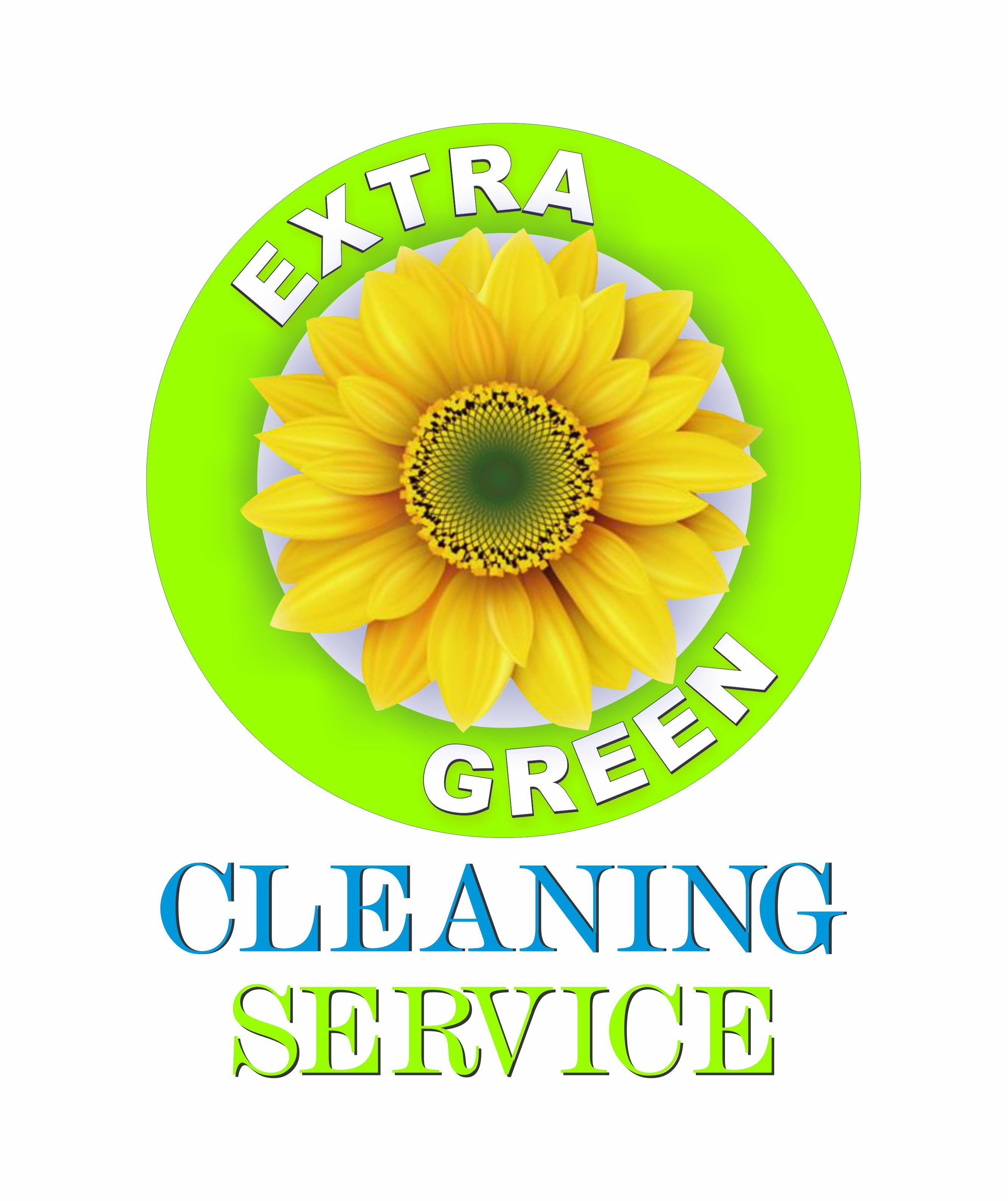 Vania's Extra GREEN Cleaning Services logo