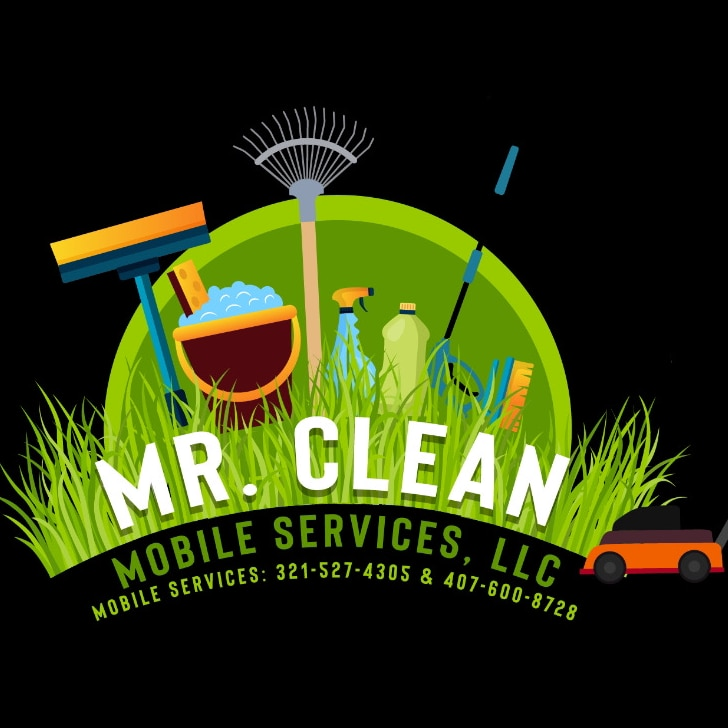 Mr Clean Mobile Services logo
