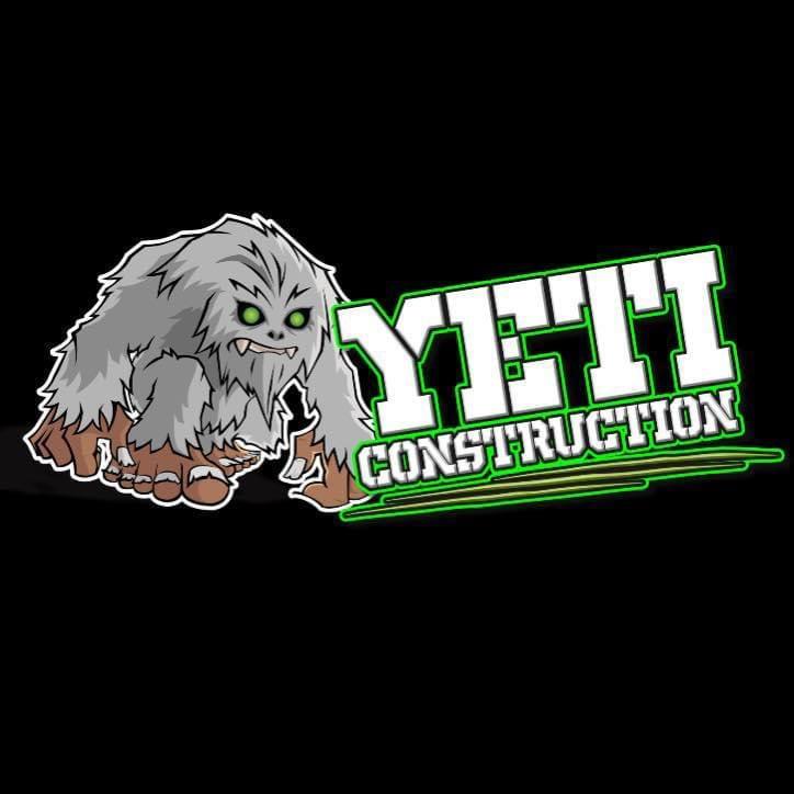 YETI Construction Inc logo