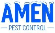 AMEN Pest Control logo