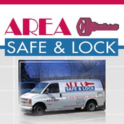 Area Safe & Lock Service logo