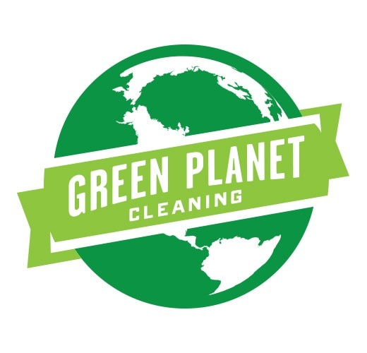 Green Planet Cleaning logo