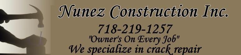 Nunez Construction and Painting logo