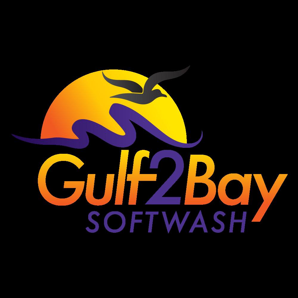 Gulf2Bay SoftWash logo
