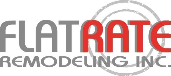 Flat Rate Remodeling Inc. logo