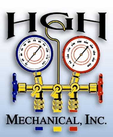 HGH Mechanical Inc logo