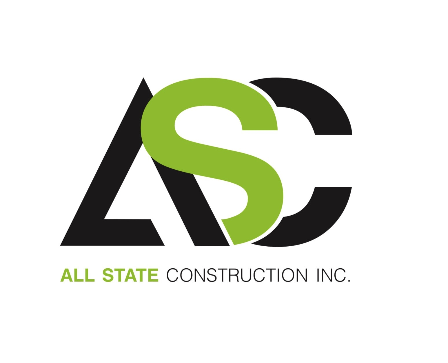 All State Construction Inc. logo
