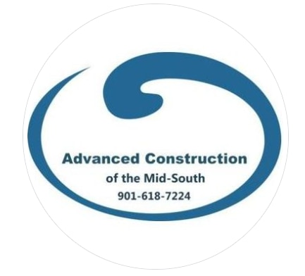 Advanced Construction of the Mid-South logo