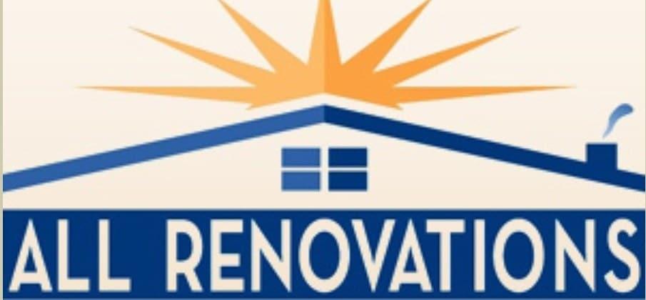 All Renovations Inc logo