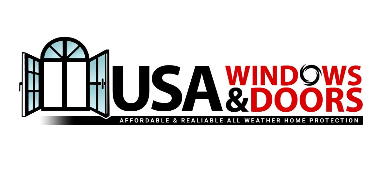 USA Windows And Doors logo