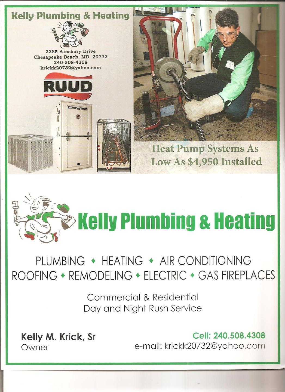 Kelly Plumbing & Heating logo