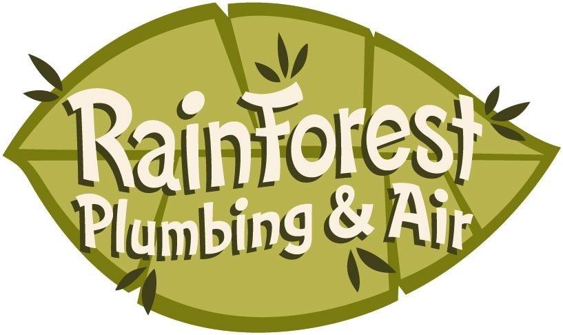 Rainforest Plumbing & Air logo