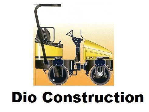 DIO Construction logo