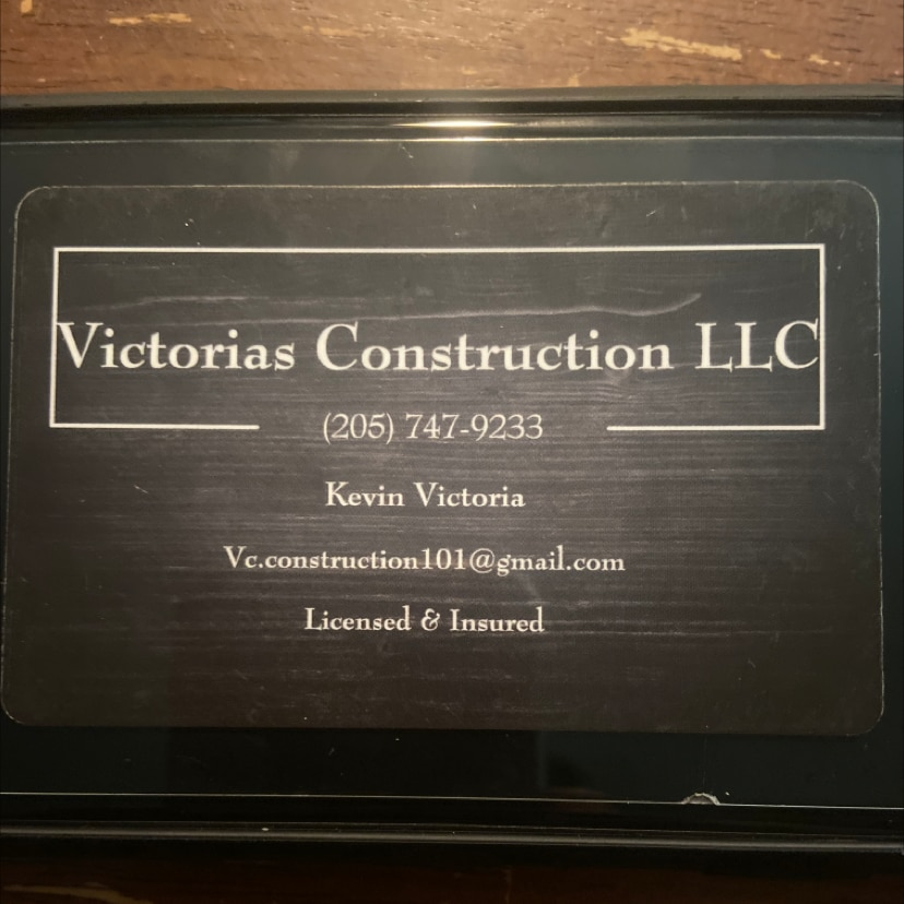 Victorias Construction LLC  logo