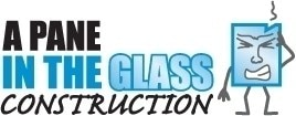 A Pane in the Glass Construction LLC logo