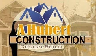 A Hubert Construction logo