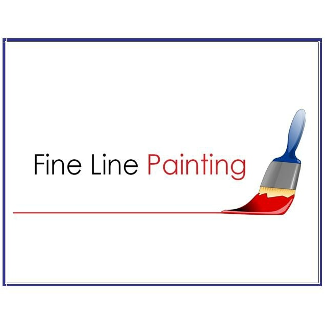 FINE LINE PAINTING logo