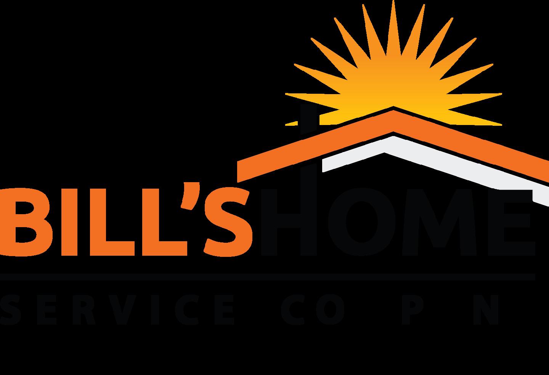 Bill's Home Service Co logo