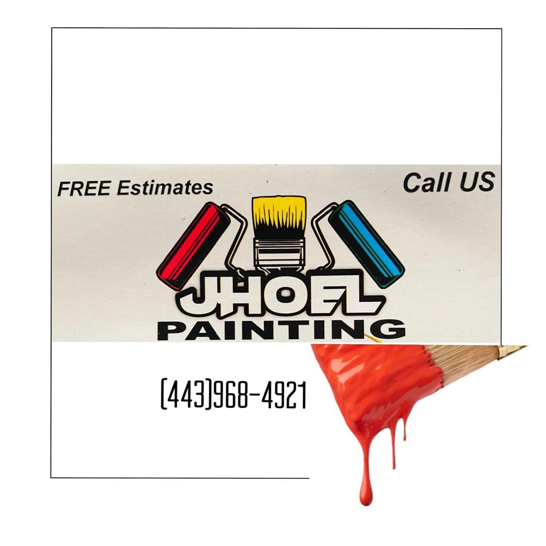 Jhoel Painting logo