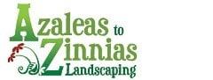 AZALEAS TO ZINNIAS logo