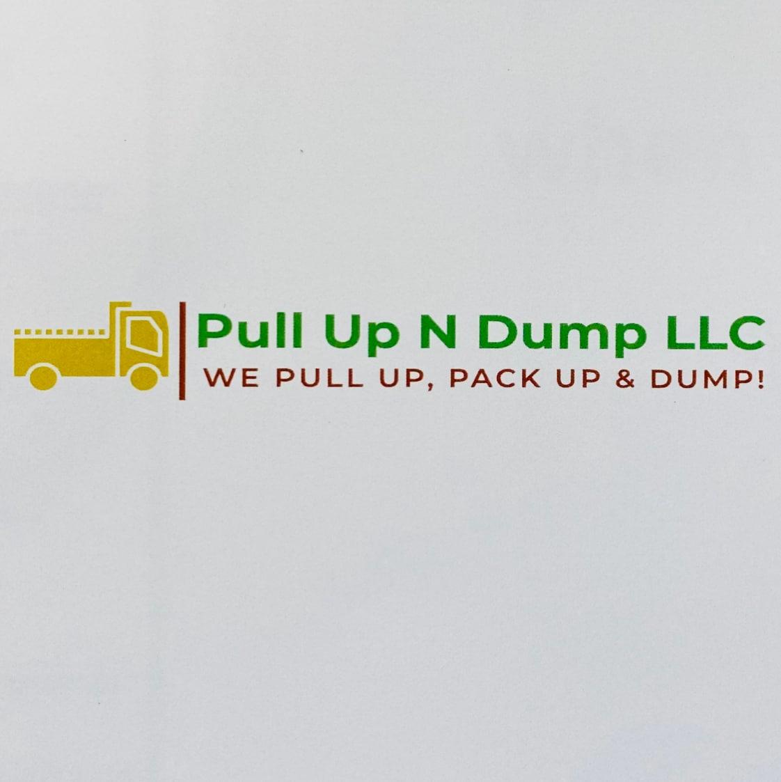 Pull Up N Dump LLC logo