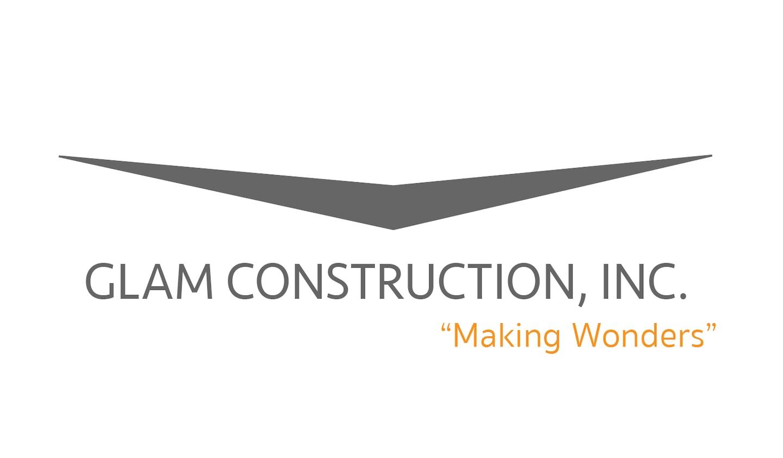 Glam Construction, Inc logo