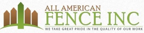 All American Fences logo