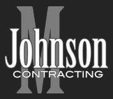 M Johnson Contracting logo