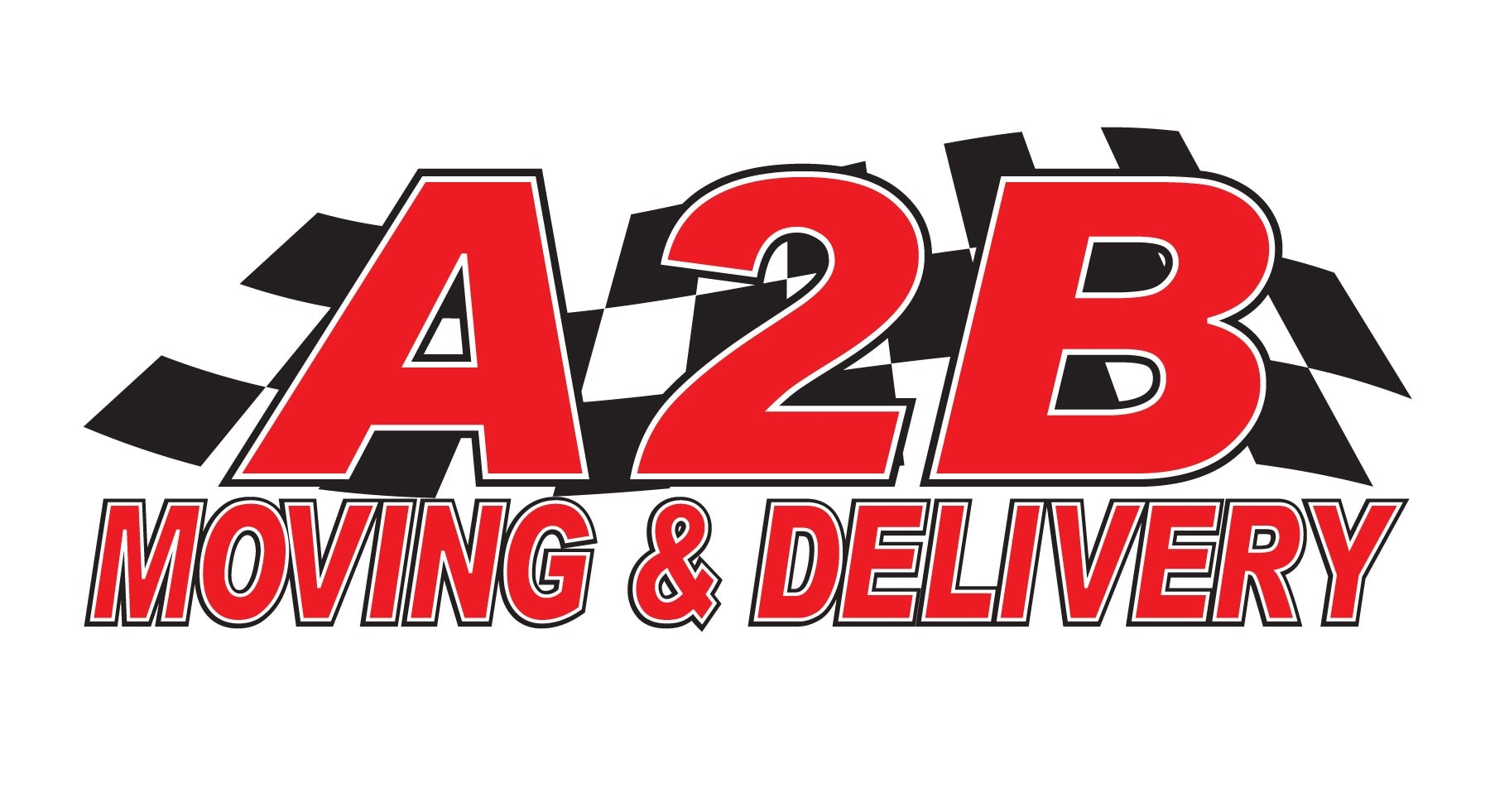 A2B Moving and Delivery logo