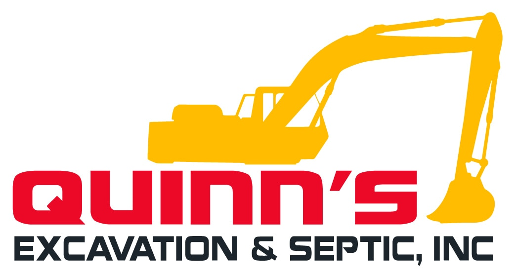 Quinn's Excavation and Septic logo