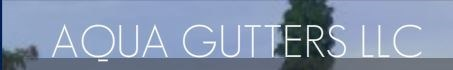 AQUA GUTTER SERVICE LLC logo