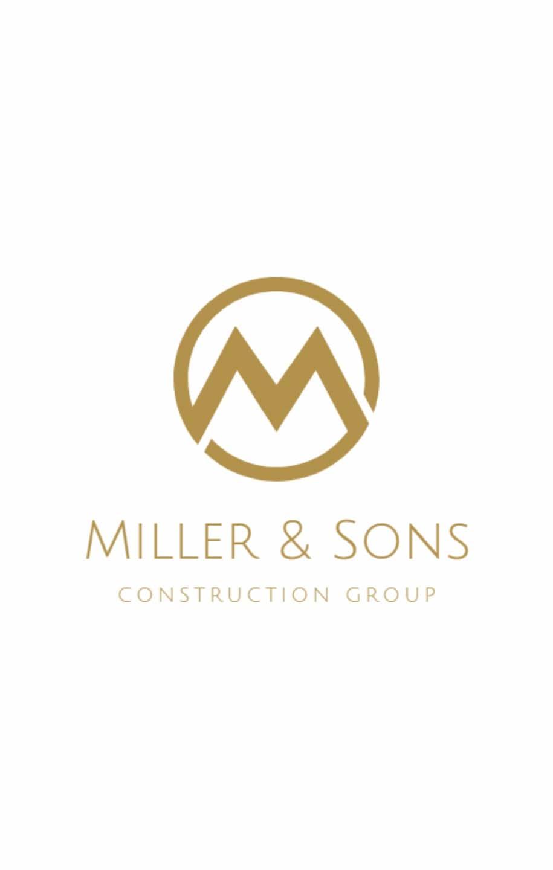 Miller & Sons Construction Group logo
