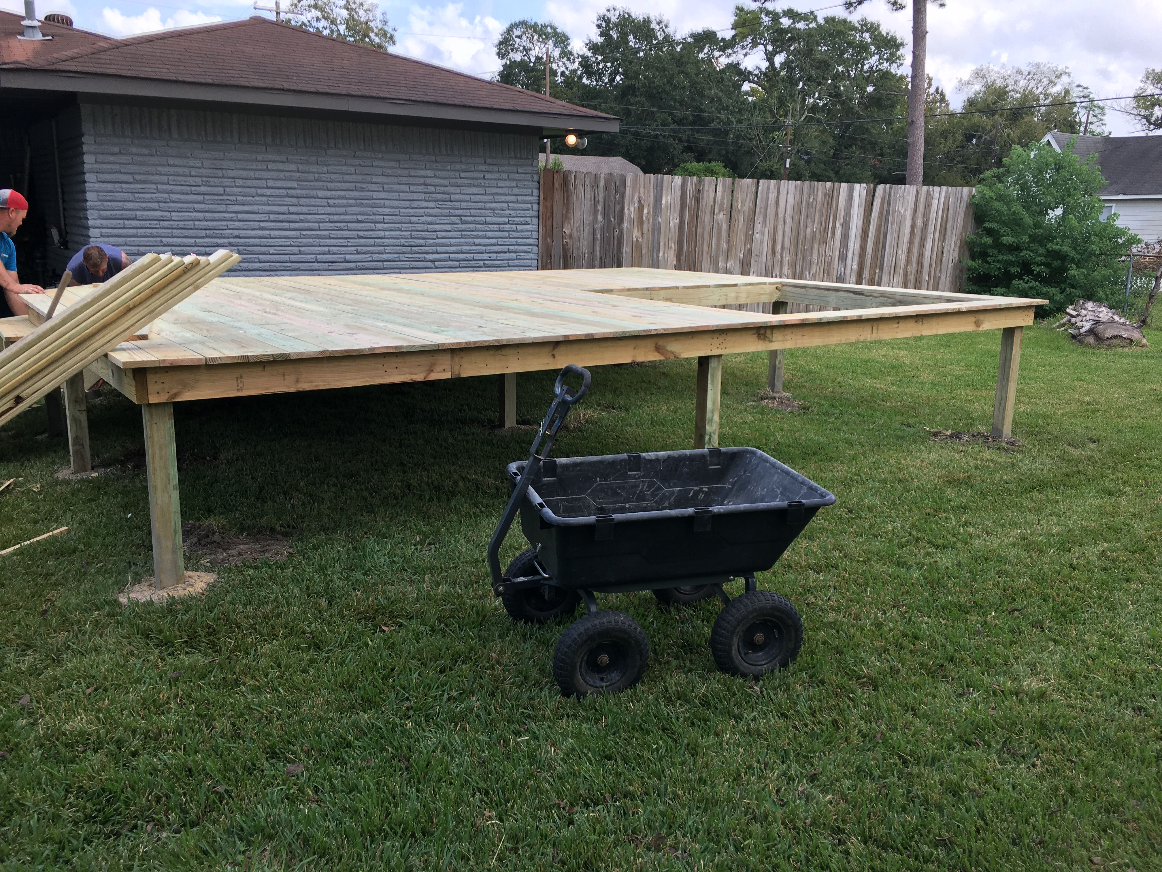 Decks and Porches Project