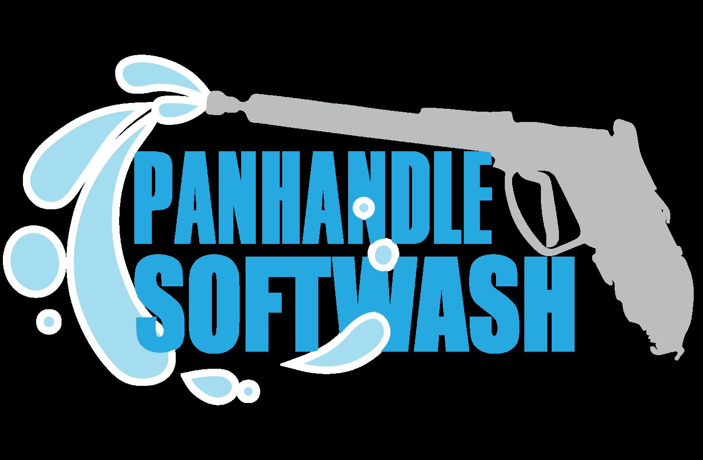 Panhandle SoftWash logo