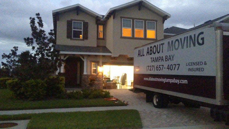 All About Moving Tampa Bay, Inc. logo