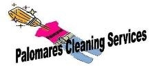 Palomares Cleaning Services logo