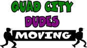 Quad City Dudes Moving logo