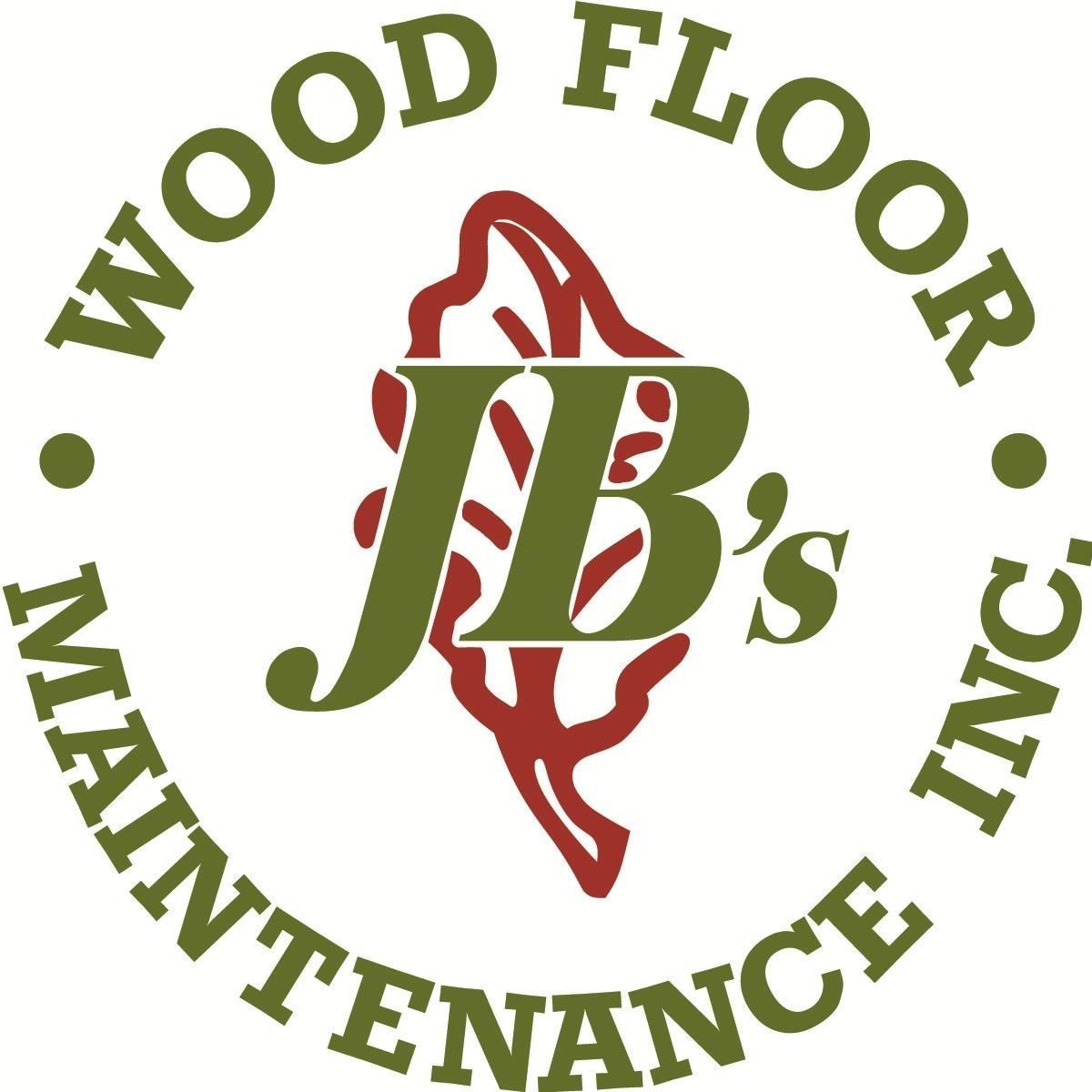 JB's Wood Floor Maintenance Inc logo