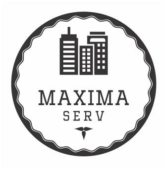 Max Serv logo