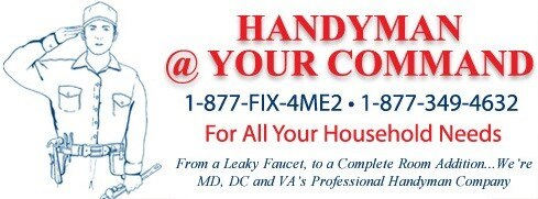 Handyman At Your Command logo