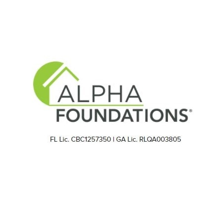 Alpha Foundations logo