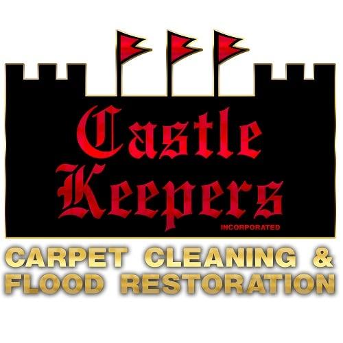Castle Keepers, Inc. Carpet Cleaning & Flood Restoration logo