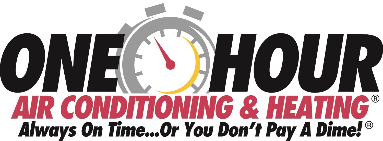 One Hour Air Conditioning & Heating logo