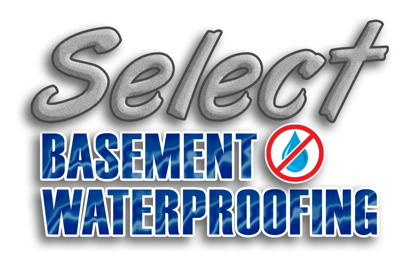 Select Basement Waterproofing Inc logo