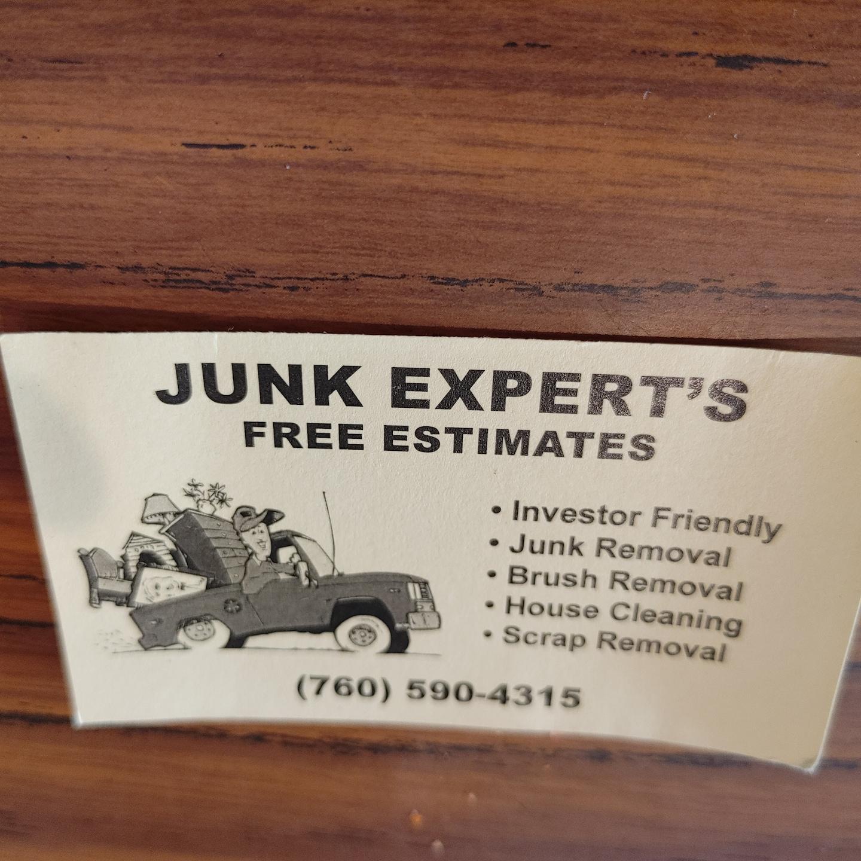 Junk Expert's LLC logo