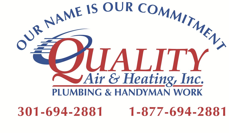 Quality Air & Heating Inc logo