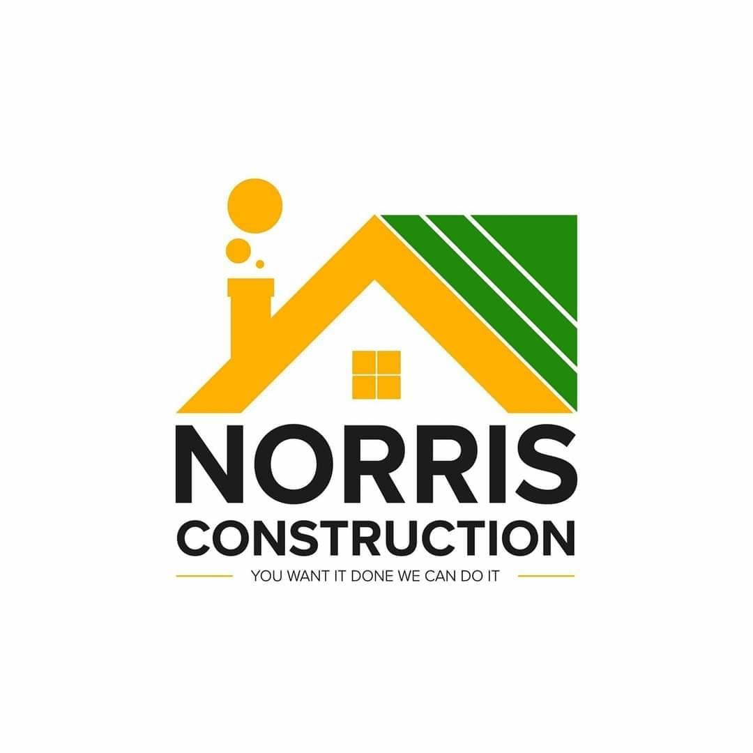 Norris construction  logo