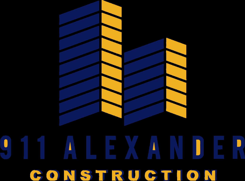 911 Alexander Construction logo